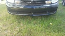 2001 DODGE PLYMOUTH NEON FRONT BUMPER COVER OEM NO MARKER LIGHTS 2000-2002