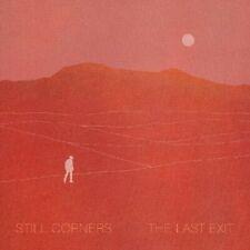 Still Corners - The Last Exit [New Vinyl LP] Digital Download