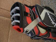 New listing CALLAWAY SPXNN (SPANN, expandable) Golf Club Cart Bag - PRISTINE!!! (14-slot)