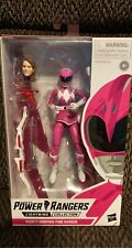 Hasbro Power Rangers Lightning Collection Mighty Morphin Pink Ranger 6in Action