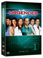Urgences : L'Integrale Saison 1 - Coffret 4 DVD // DVD NEUF