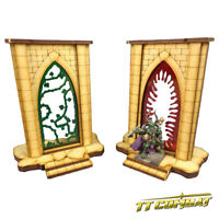 TTCombat - Fantasy Scenics - Minor Riftgate Set 2 - Great for AoS