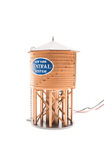 HO Scale Broadway Limited 'New York Central' Motorized Water Tower. Item #6093