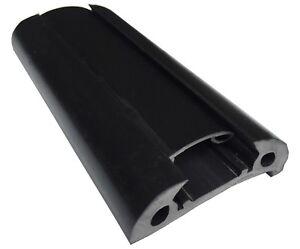 Kantenschutz Rammschutz Stoßkante Scheuerleiste PVC Rand Schutz Boot G58 Profil