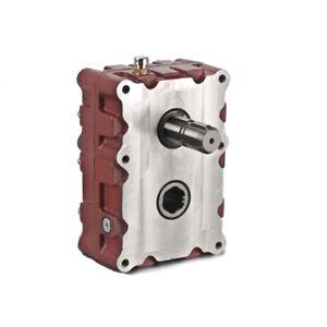 Umkehrgetriebe / Wendegetriebe 1:2 mit 1x Hohlwelle 1x Stummel