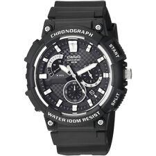 Casio MCW-200H-1AVEF Sports Chrono Watch - Black