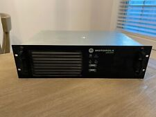 New listing Motorola Xpr8300 Vhf Repeater Model # Aam27Jqr9Ja7An - Used Good Condition