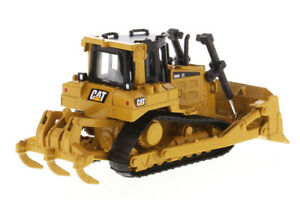 CAT 1/64 Scale Metal D6R Track-Type Tractor Dozer Engineering Truck Model Toys