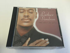 Luther Vandross : One Night With You CD (1997)