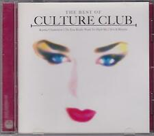 THE BEST OF CULTURE CLUB - CD - NEW -