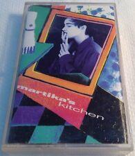Martika's Kitchen by Martika (Cassette 1991, Columbia (USA))