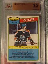1980-81 O-Pee-Chee #182 Wayne Gretzky 2nd Year BVG 9.5 Gem Mint Oilers