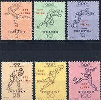 "1952 Trieste ""B"" 15° Olimpiade di helsinki nuovo MNH**"