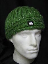 NIKE Unisex ACG Heavyknit Snow Ski Hat Beanie Green AUTHENTIC