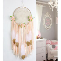 Large Boho Dream Catcher Kid Gift Craft Ornament Wall Hanging Dreamcatcher Decor