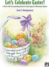 Let's Celebrate Easter!: 2 Pieces with Corresponding Musical Activity Pages f...