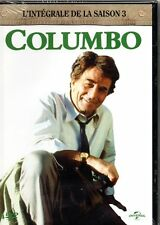 "DVD ""Columbo : L'Intégrale Saison 3"" Coffret 4 DVD   NEUF SOUS BLISTER"