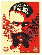 Gaslamp Killer Obey SHEPARD FAIREY Calcomanía 7x5 Nuevo Arte Callejero Graffiti