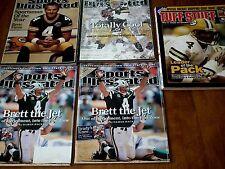 Brett Favre Sports Illustrated Lot No Label HOF 2016