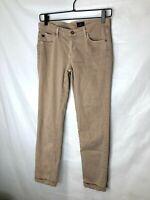 Adriano Goldschmied Women's The Stilt Roll Up Slim Fit Pants Size 27