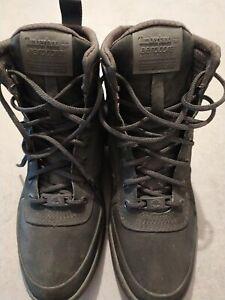 Chaussure botte noir daim homme Timberland T44 état neuf
