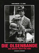 Die Olsenbande Das große Buch für Fans Biografie Geschichte Filme Folgen Buch