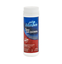AquaAce Spa Hot Tub pH Down, 3 Pound, pH Decreaser and Alkalinity Reducer for in
