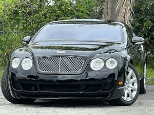 2006 Bentley Continental GT GT AWD 2dr Coupe