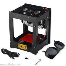 NEJE DK - BL 1500mw Laser Graveur Coupeur Gravure Sculpture Machine Printer