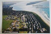 Greeting from Inverloch Victoria Australia Vintage Collectable Postcard.