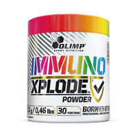 Olimp Immuno Xplode Powder - 210g - Citrus Lemonade - Zink - Vitamin C - D