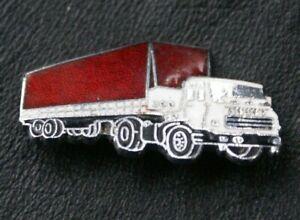 Motoring Truck Pin Badge DODGE