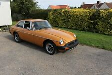 MGB GT 1975 - Tax & MOT Exempt