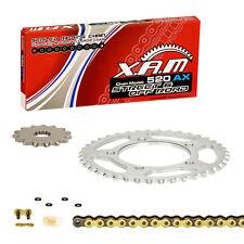 GOLD Kettensatz Yamaha XT 250, 80-90 (3Y3) NIETSCHLOSS XAM extra verstärkt
