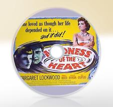 Madness Of The Heart (1949) DVD Drama Movie / Film Margaret Lockwood