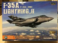 1/48 KITTY HAWK Model Lockheed Martin F-35A Lightning II with Photo Etch