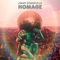 Jimmy Somerville - Homage - Special Edition (NEW CD)