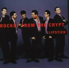 "Rocket From The Crypt Lipstick - DJ UK CD single (CD5 / 5"") promo ELM48CDP"
