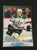 F60253  2019-20 Upper Deck #217 Joel L'Esperance YG RC YOUNG GUNS STARS