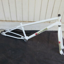 "EARLY REVCORE  24"" FRAME FORK BMX RACING BICYCLE VINTAGE RARE CW"