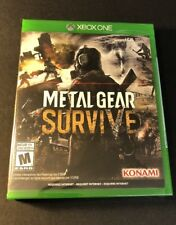 Metal Gear Survive (XBOX ONE) NEW