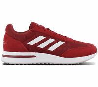 adidas Run 70s Herren Sneaker EE9751 Rot Freizeit Schuhe Turnschuhe Sportschuhe