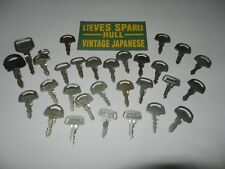 SUZUKI KEY  ignition,seat lock ,or steering  ,pick one from my list of numbers .