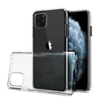Genuine Goospery Clear Slim jelly silicone case cover for iPhone 11 X Galaxy S10