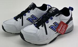 New Balance 608 Mens Size 8 2E MX608HR5 Comfort Cross Trainer Shoes NWOB