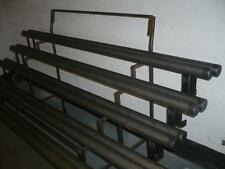 LWB VW T5 - Unpainted side bars, top quality, easy fit
