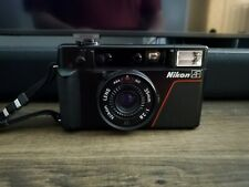 Nikon L35AF 35mm Point and Shoot Film Camera