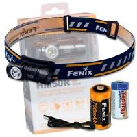 Fenix HM50R 500 Lumens Rechargeable Multi-Purpose LED Headlamp & Bonus CR123A