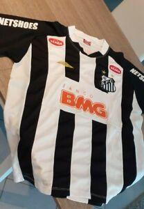 Maglia Umbro FC Santos Neymar #11 Stagione Brasilerao 2011