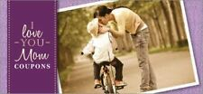 I Love You Mom Coupons by Inc. Sourcebooks (2013, Record Book)